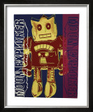 Moon Explorer Robot, c.1983 Posters by Andy Warhol
