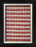 One Hundred Cans, 1962 Poster by Andy Warhol