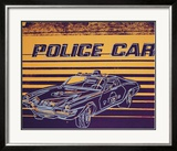 Police Car, c.1983 Poster by Andy Warhol