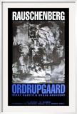 Night Shades & Urban Bourbons Posters by Robert Rauschenberg