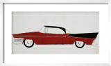 Car, c.1959 Posters by Andy Warhol