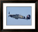 Hawker Hurricane MKII Framed Giclee Print by Graham Collins