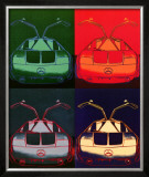 Mercedes Benz C111, 1970 Prints by Andy Warhol