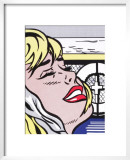 Shipboard Girl Prints by Roy Lichtenstein