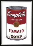 Campbell's Soup I: Tomato, c.1968 Prints by Andy Warhol