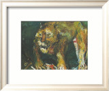 The Tigon Prints by Oskar Kokoschka
