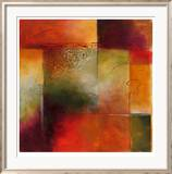 Blaze I Limited Edition Framed Print by Michael King