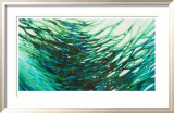 Underwater Reflections Limited Edition Framed Print by Margaret Juul