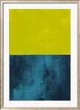 Monochrome Yellow, c.2005 Posters by Vlado Fieri