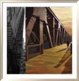 Light and Steel 23 Limited Edition Framed Print by Peter Kitchell