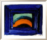 Venetian Glass, 1989 Prints by Howard Hodgkin