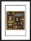 Tribal Rhythms I Posters by Virginia A. Roper