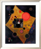 Akzent in Rosa, 1926 Prints by Wassily Kandinsky