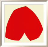 Red White, c.1962 Posters par Ellsworth Kelly