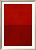 Monochrome Red, c.2005 Prints by Vlado Fieri