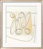 Scissors, c.1968 Affiches par Ben Nicholson