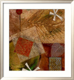 Gilded Leaf III Prints by Heather Judge