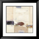Abstract Harmony III Print by Ron van der Werf