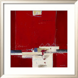 Red III Prints by Ron van der Werf