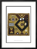 Tribal Rhythms III Posters by Virginia A. Roper