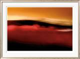 Red Sand I Limited Edition Framed Print by John Rehner