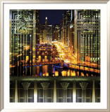 Light and Steel 20 Limited Edition Framed Print by Peter Kitchell