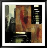 Light and Steel 14 Limited Edition Framed Print by Peter Kitchell