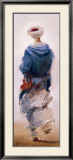 Bedouin Bleu Prints by Yann Letestu