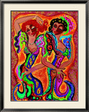 Gypsy Dance Prints by B. Ingrid