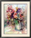 Spring Bounty Prints by Edythe Kane