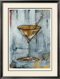 Liquid Forms III Limited Edition Framed Print by T. Graham
