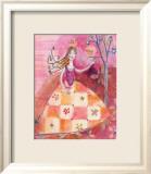 Princess in Pink Posters by Robbin Rawlings