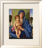 Madone et Enfants Art by Giovanni Bellini