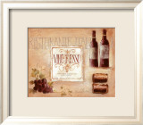 Ristorante Italia Prints by Claudia Ancilotti