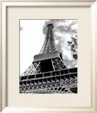 Tour Eiffel&#160;II Affiches par Susan Frost