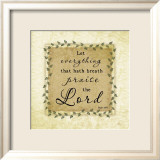 Praise the Lord Prints by Jennifer Pugh