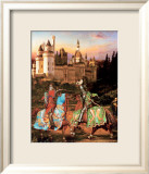 King Arthur and Sir Lancelot Prints by Howard David Johnson