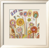 Sunny Flowers Posters by Shyama Ruffell