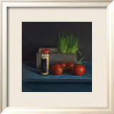 Still Life with Tomato Kunstdrucke von Van Riswick 