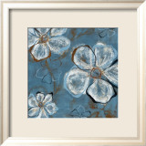 Forget Me Not I Prints by Katrina Craven