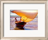 Fishing Boat Prints by Arthur Rider