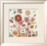 Summer Blooms Kunstdrucke von Shyama Ruffell