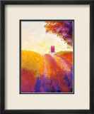 Amish Buggy Print by Gail Wells-Hess