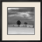 Winter Landscape I Prints by Jean-François Dupuis