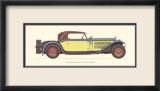 Austro-Daimler, 1931 Posters par Antonio Fantini