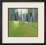 Italian Trees II Art par Charlotte Evans