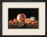 Nature Morte Aux Fraises Pster por Charles Joly