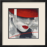 Glamorous I Print by Jochem 