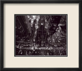 Saint Patrick's Cathedral at Madison Avenue, New York Print by Michel Setboun