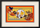 Carefree Shoes Lámina giclée enmarcada por Kate Ward Thacker
